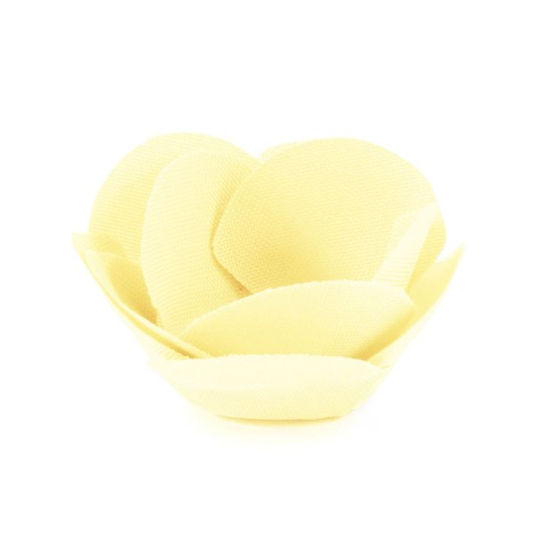 Forminhas para doces Alice - amarelo claro
