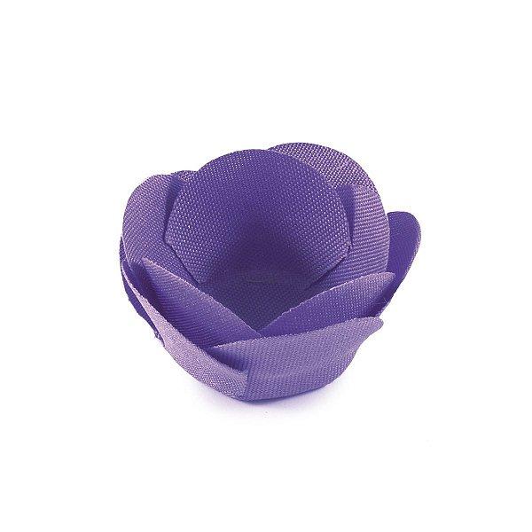 Forminhas para doces Alice - lilás escuro