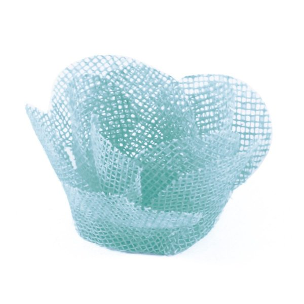 Forminhas para doces Alice tela - verde piscina