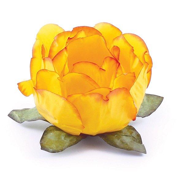 Forminhas para doces Bela - amarelo queimado