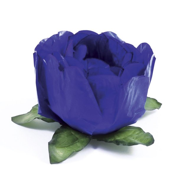 Forminhas para doces Bela - azul royal