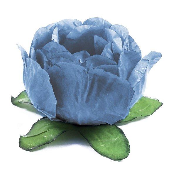 Forminhas para doces Bela - azul tifany