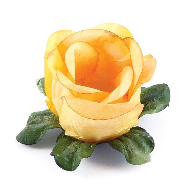Forminhas para doces Bouganville Rosa - amarelo queimado