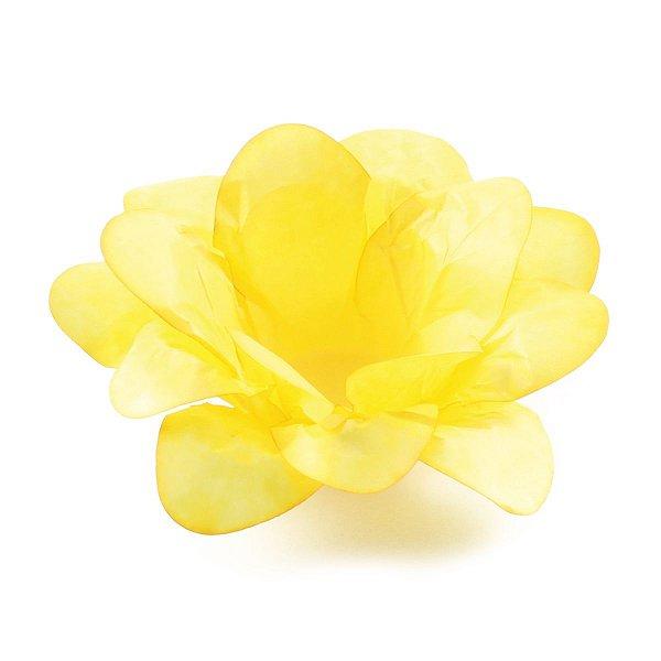 Forminhas para doces Bouganville Valence - amarelo vivo