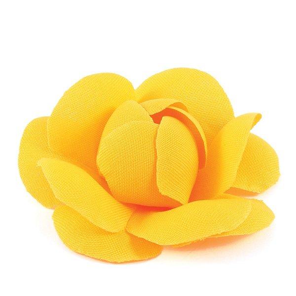 Forminhas para doces Camélia Chanel - amarela