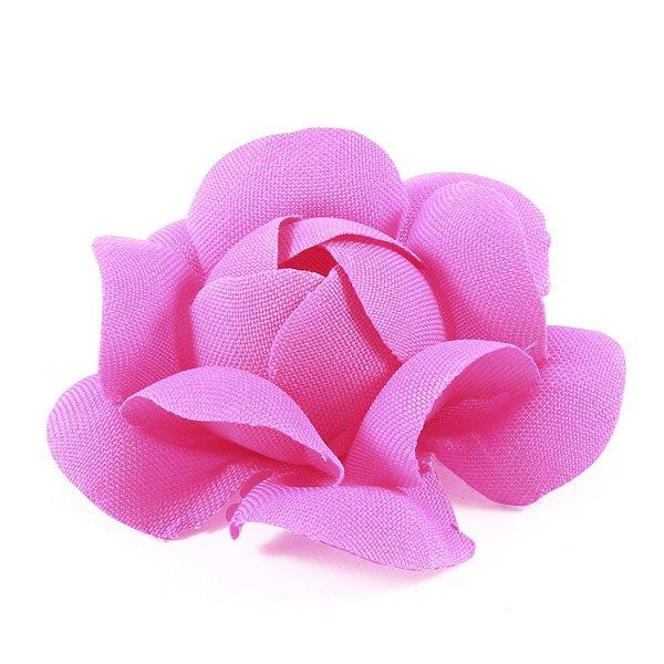 Forminhas para doces Camélia Chanel - rosa chiclete