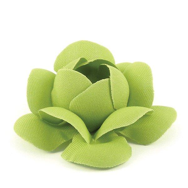 Forminhas para doces Camélia Chanel - verde