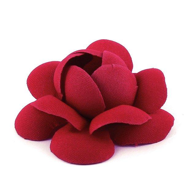 Forminhas para doces Camélia Chanel - vermelho escuro