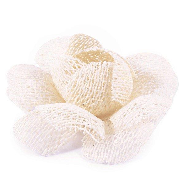 Forminhas para doces Camélia Chanel Tela - natural