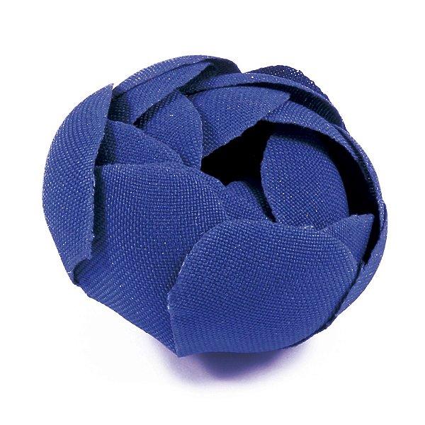 Forminhas para doces Camélia Fechada  - azul jeans