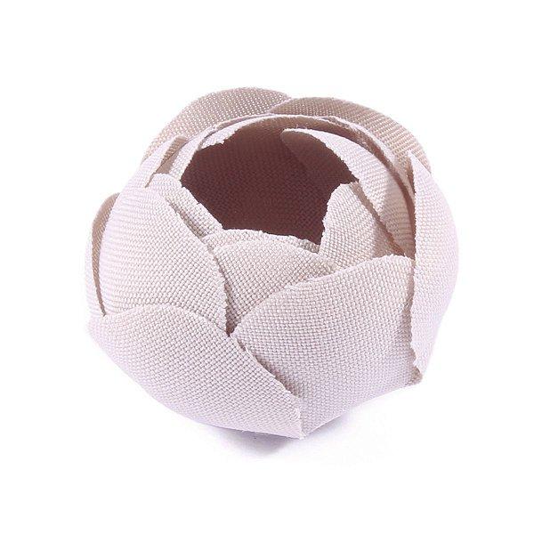 Forminhas para doces Camélia Fechada  - bege claro