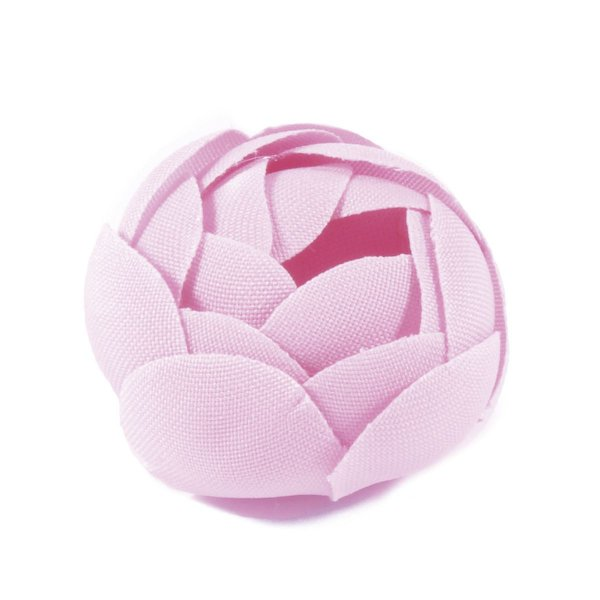 Forminhas para doces Camélia Fechada  - rosa