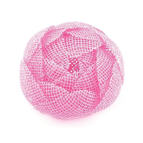 Forminhas para doces Camélia Fechada Tela  - rosa