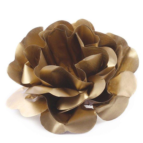 Forminhas para doces Fashion Stefani - dourada