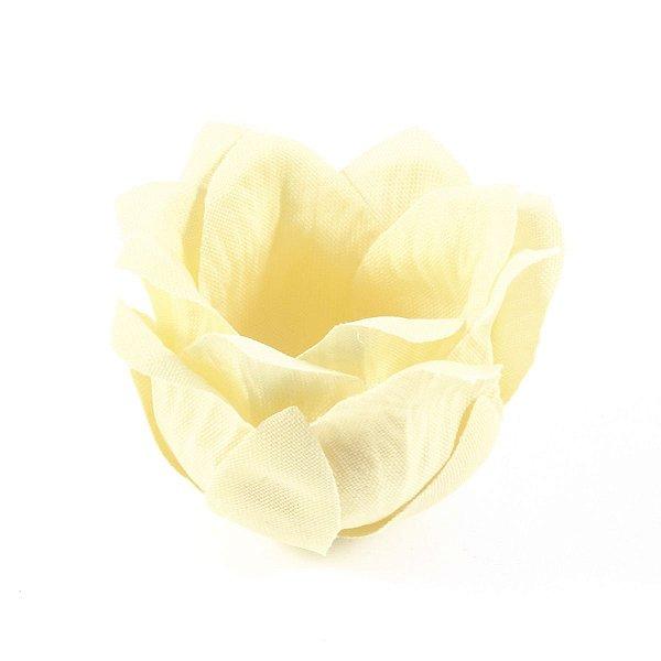 Forminhas para doces Lia - amarela claro