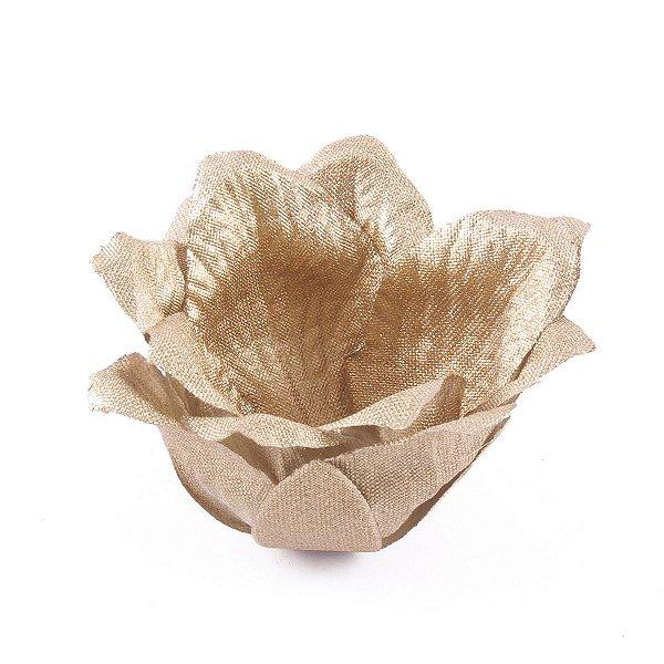 Forminhas para doces Lia - dourado
