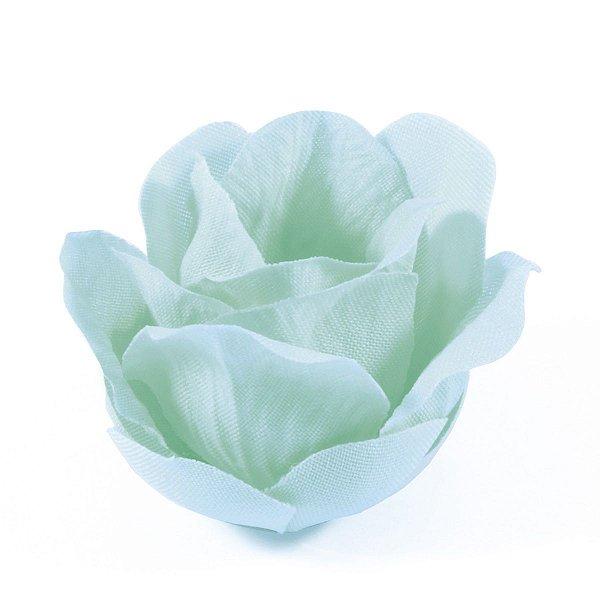 Forminhas para doces Lila - verde água