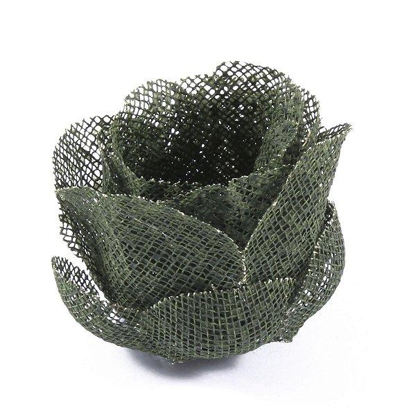 Forminhas para doces Lila Tela - verde escuro