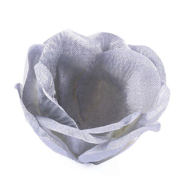 Forminhas para doces Lolita - prata