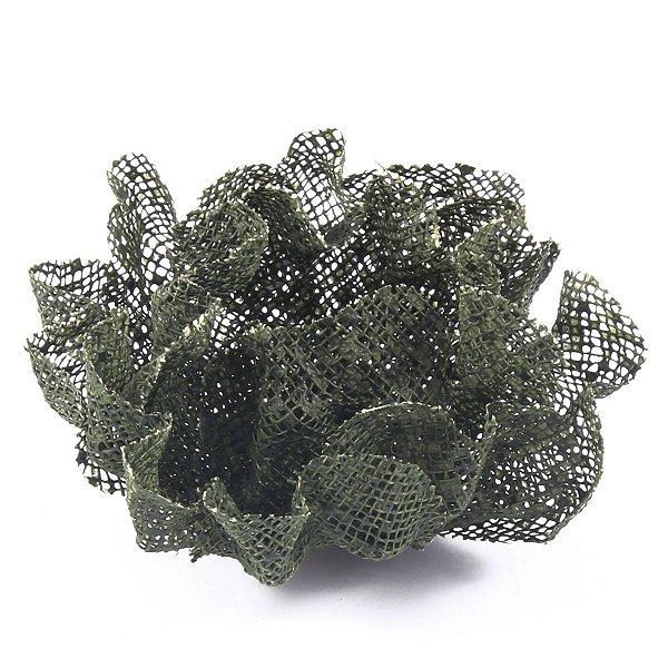 Forminhas para doces Luna Tela - verde escuro