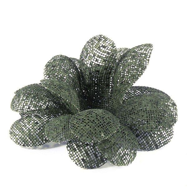 Forminhas para doces Nina Tela - verde escuro