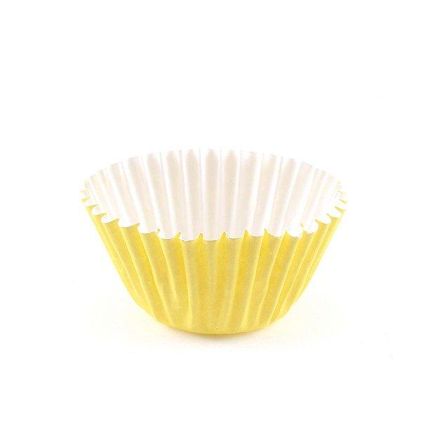 Forminhas para doces nº5 - amarela