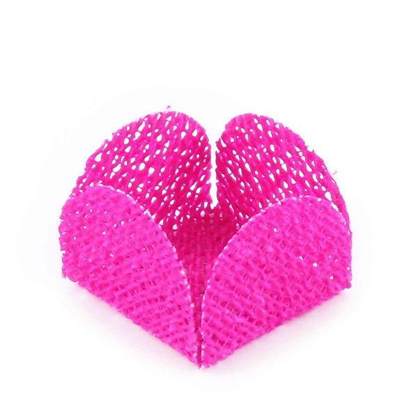 Forminhas para doces Petala Tela - pink