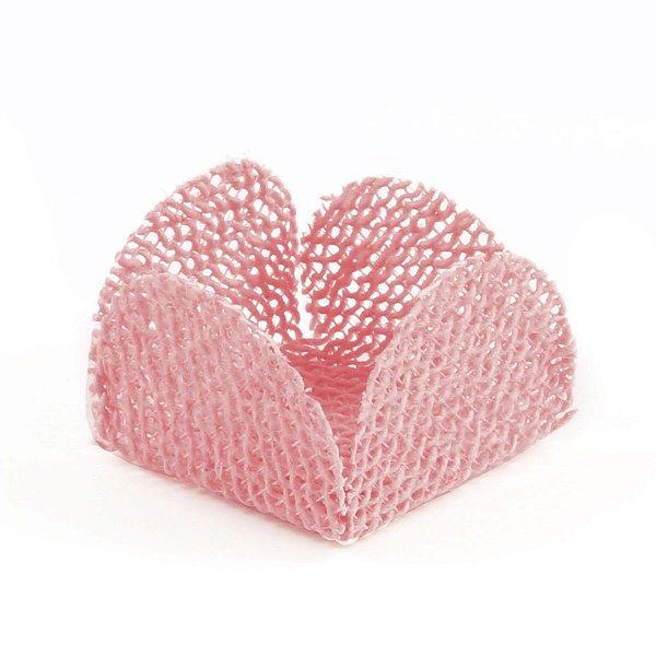 Forminhas para doces Petala Tela - rosa claro