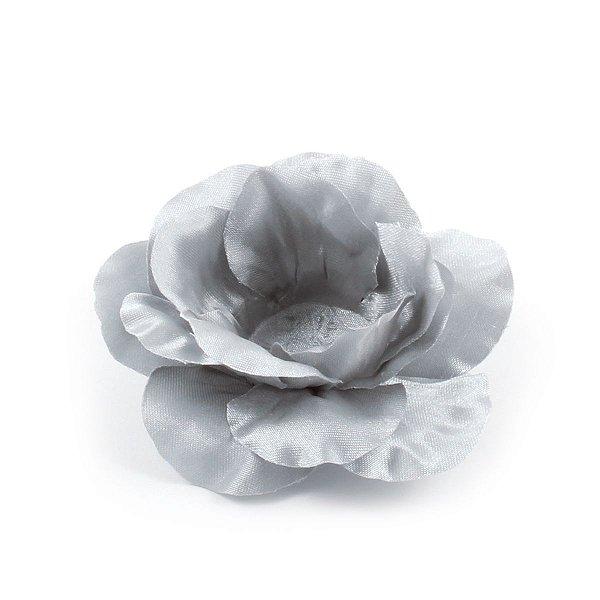 Forminhas para doces Rosa Pequena - prata