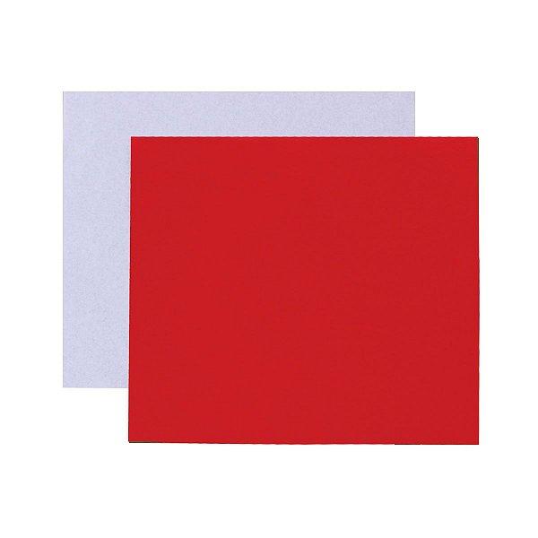 Papel chumbo para bombons 10X9,8cm - vermelho