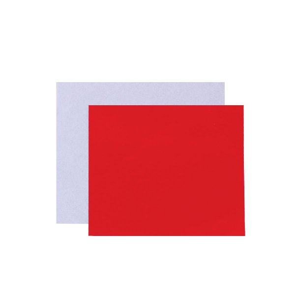 Papel chumbo para bombons 8X7,8cm - vermelho
