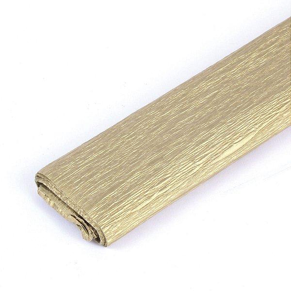 Papel Crepom - Dourado