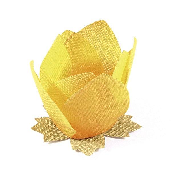 Forminhas para doces Nara - amarela