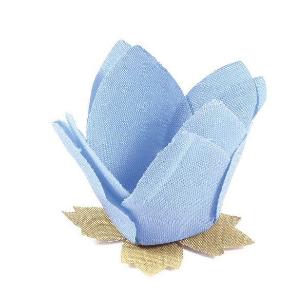 Forminhas para doces Nara - azul claro
