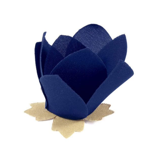 Forminhas para doces Nara - azul escuro