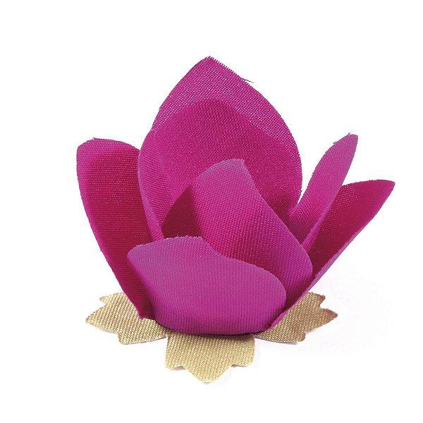 Forminhas para doces Nara - rosa escuro