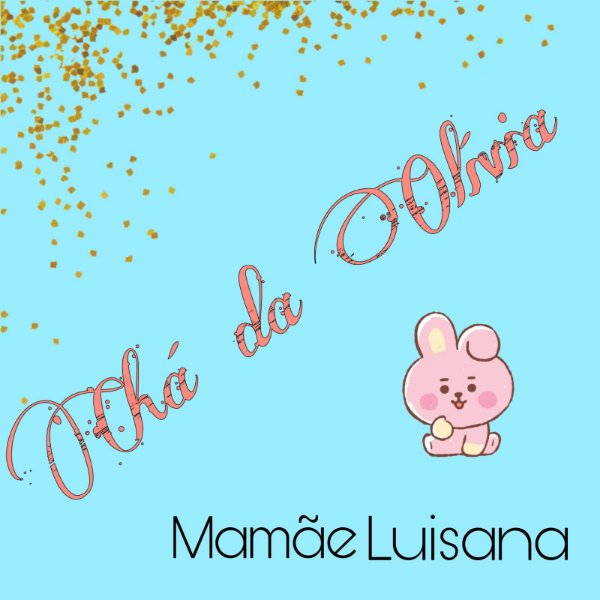 Chá da Olívia - Mamãe Luisana