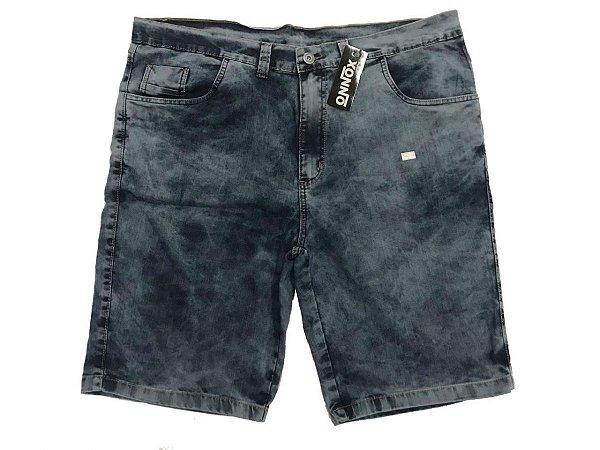 Bermuda Jeans Stretch Masculina Plus Size 2024