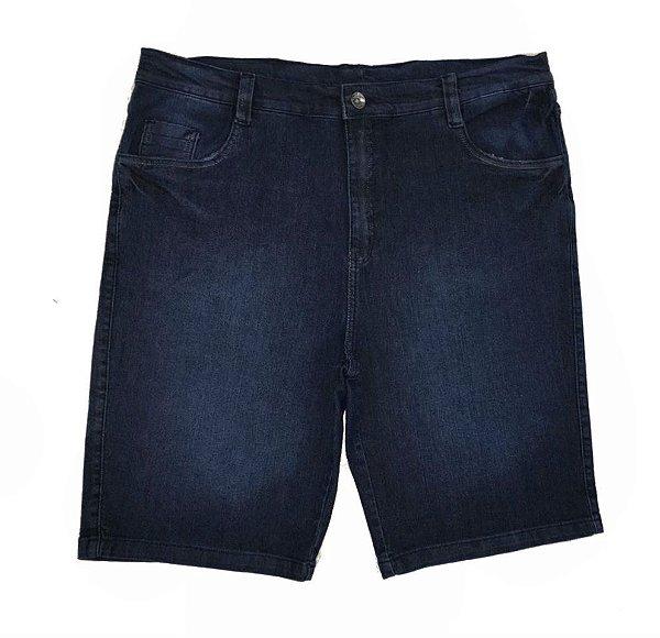 Bermuda Jeans Stretch Masculina Plus Size 2009