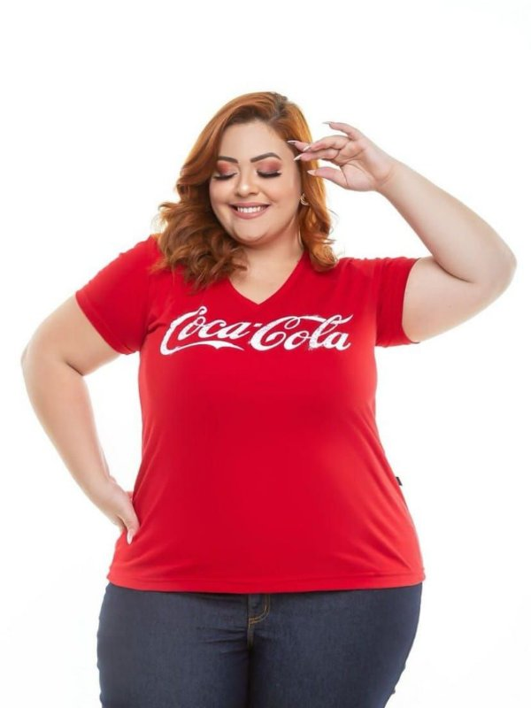 T-shirt  Coca-Cola XP ao G5