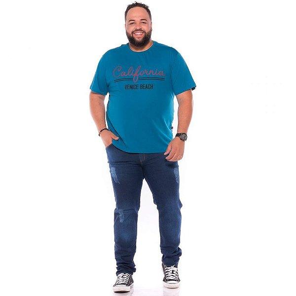 Calça Jeans Masculina Plus Size 66 ao 78  2068