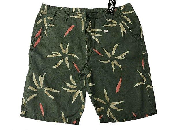 Bermuda de Sarja Masculina Estampada 06 Plus Size 50 ao 78 2023