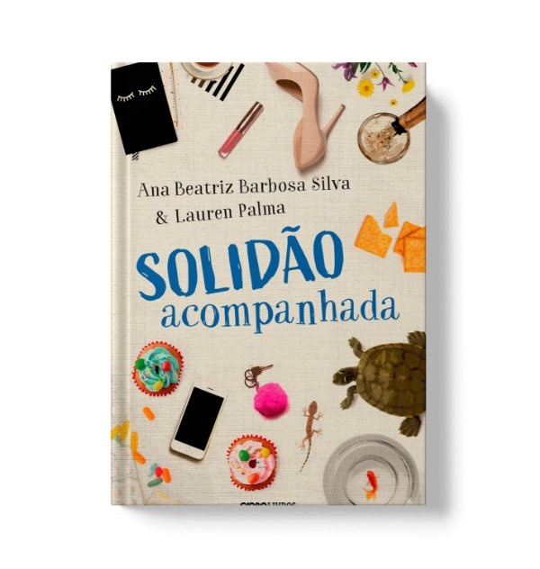 Livro Solidão acompanhada