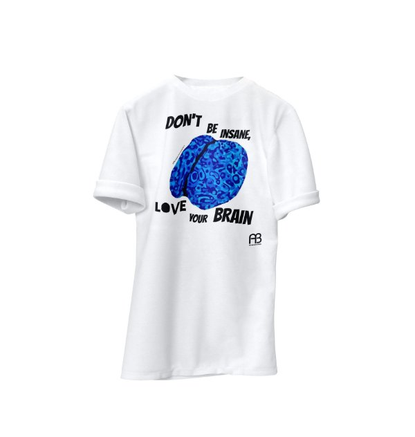 Camisa - Don't Be Isane, Love Your Brain