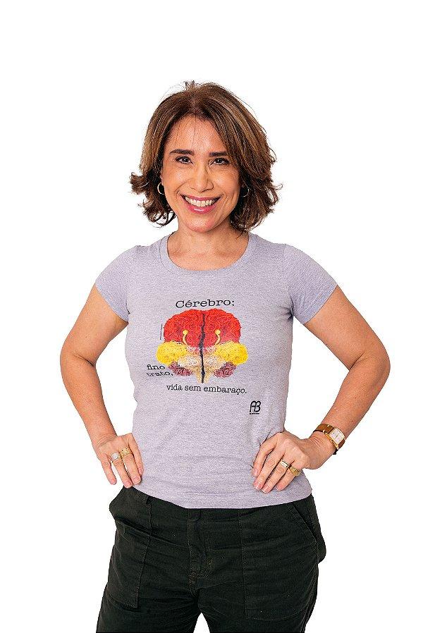 Camisa - Cérebro: Vida Sem Embaraço