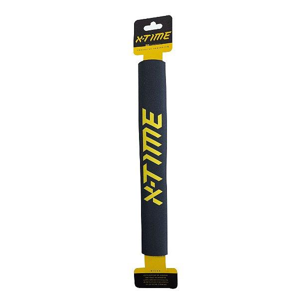 Protetor De Quadro Preto/Amarelo X-Time