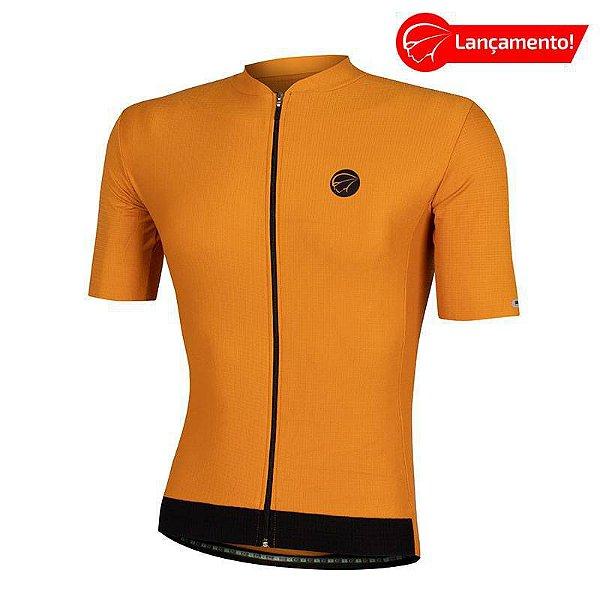 Camisa Ciclismo Fiber Ocre Mauro Ribeiro (Lançamento 2021)