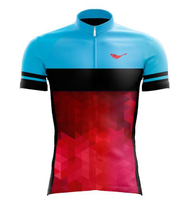 Camisa Ciclismo Elite Scape