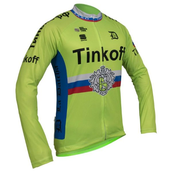 Camisa Tinkoff Longa Refactor