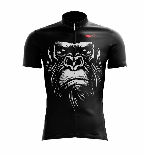 Camisa Ciclismo Monkey Scape